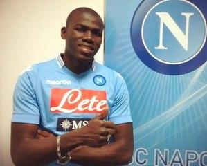 Официально: Кулибали в Наполи, Место и Коломбо продлили контракты, Эль Каддури в Торино