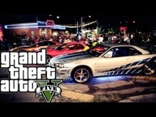 GTA 5 - Fast And Furious 3 Tokyo Drift # WhatsUpGTA