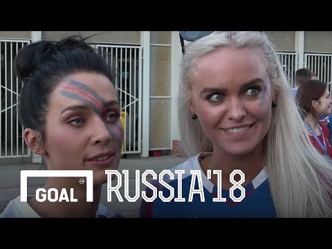 World Cup 2018 Iceland fans react to the draw against Argentina