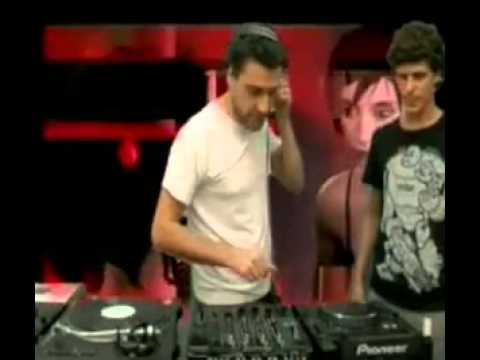 B Voice and Anrilov @ 29 07 2010 Video by Khz TV