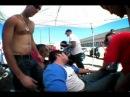 Streetfighterz - Steve Jones - Crash (Foot Split Open)