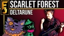 DELTARUNE Scarlet Forest METAL feat insaneintherainmusic FamilyJules