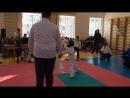 Победа Димыча Финал шисоку каратэ 18 03 2018 Санкт Петербург Зеленогорск