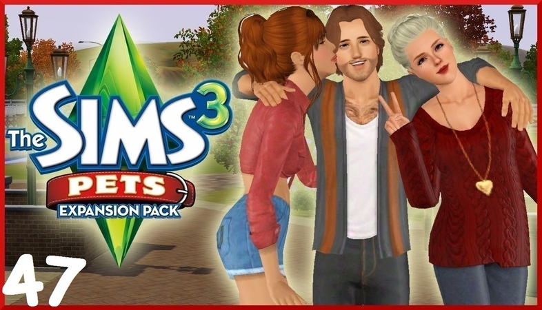 Let's Play: The Sims 3 Pets - (Part 47) - Death Flower