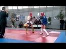 Борец против тайского боксера