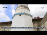 В селе Вишенное продолжается реставрация мечети