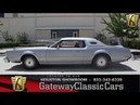 1973 Lincoln Continental Mark IV Gateway Classic Cars 1255 Houston Showroom