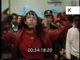 1980s Dancing to Hip Hop, Poppin' &amp Lockin', Breakdancing