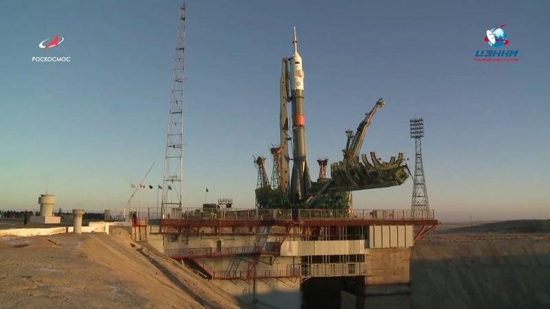Бүгін 17.31-де Байқоңырдан Союз МС-11 ғарыш кемесі ұшырылады