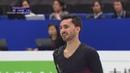 Kevin AYMOZ FRA Short Program 2019 World Championships