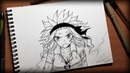 Levy McGarden (Fairy Tail) | Speed Drawing