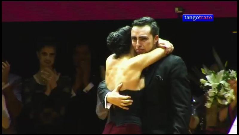 Джонатан Сааведра и Клариса Арагон (Чемпионат Мира 2015/1 место)