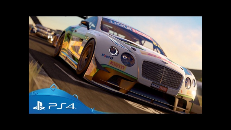 Project Cars 2 | Soul of Motorsport - Official E3 Trailer | PS4