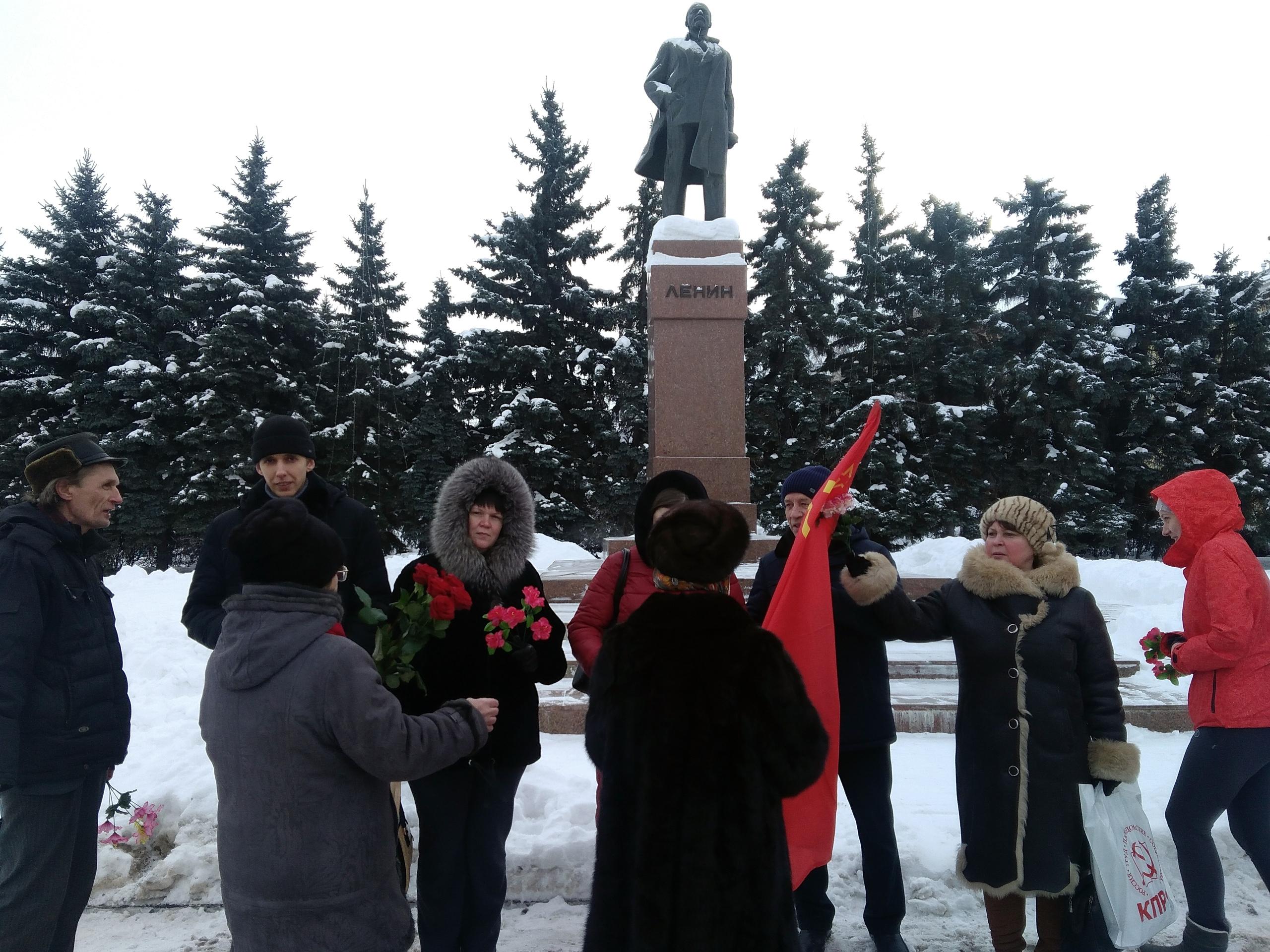 КПРФ Сызрань 2019