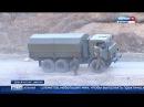 Разведчики со всех регионов страны проходят интенсивную подготовку в Дарьяльск...