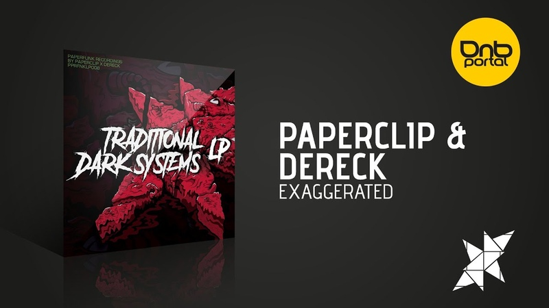 Paperclip Dereck - Exaggerated [Paperfunk Recordings]