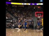 LeBron James Buzzer With GSW