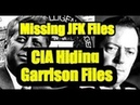 CIA Hiding JFK Garrison Files Emmy Award Winning Journalist John Barbour