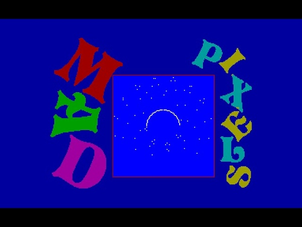Mad Pixels - Power Of Sound [zx spectrum AY Music Demo]