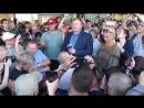 Владивосток 17 сентября 2018 Митинг сторонников КПРФ у горадминистрации