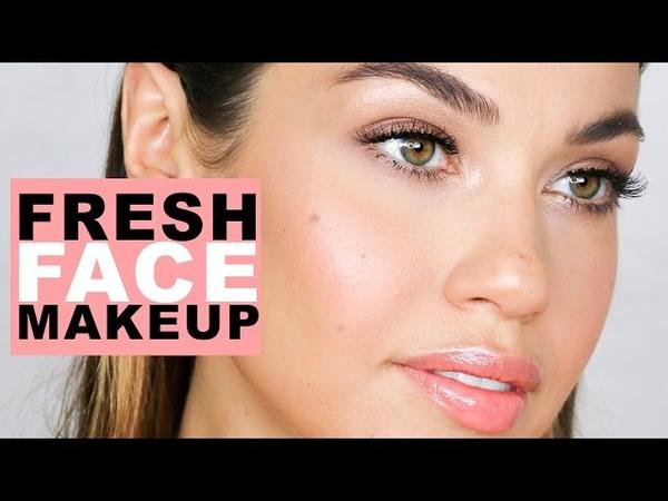 Fresh Face Natural Makeup | Flawless Skin Makeup Tutorial | Eman