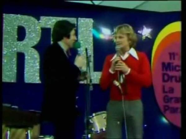 Claude François La bonne franquette RTL 18 Janvier 1978