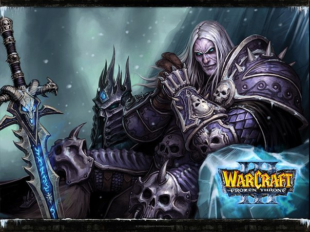 Warcraft III: The Reign of Chaos + The Frozen