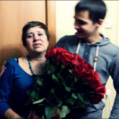 Фаина Сафарова, 18 сентября , Новосибирск, id223186721