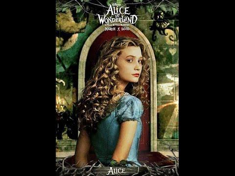 Алиса в стране чудес КРАСИВЫЙ Клип