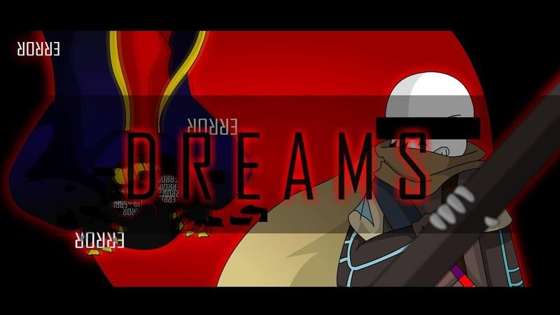 DREAMS AU sanses - Animation meme