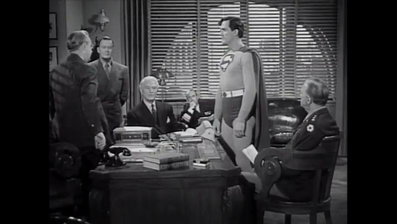 Супермен (1948) 3 серия (озвучка den904)