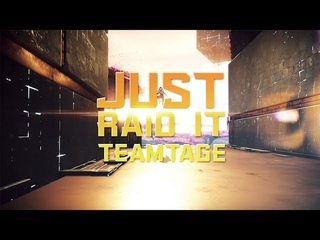 Destiny 2 - Just Raid It teamtage by 4A Studios #MOTW