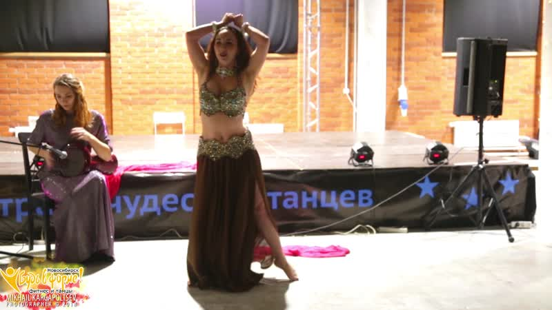 12 Bellydance - Darbuka style - Akenova Kseniya Tatiana Van-vun-sin