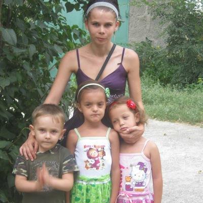 Аня Осипова, 12 августа 1988, Николаев, id211869452