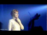 Mylene Farmer - Inseparables (Saint-Petersburg 04.11.13)