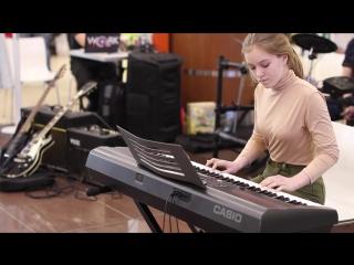 Анастасия Сорокина - Goodbye (К/Ф Хатико - Верный друг)