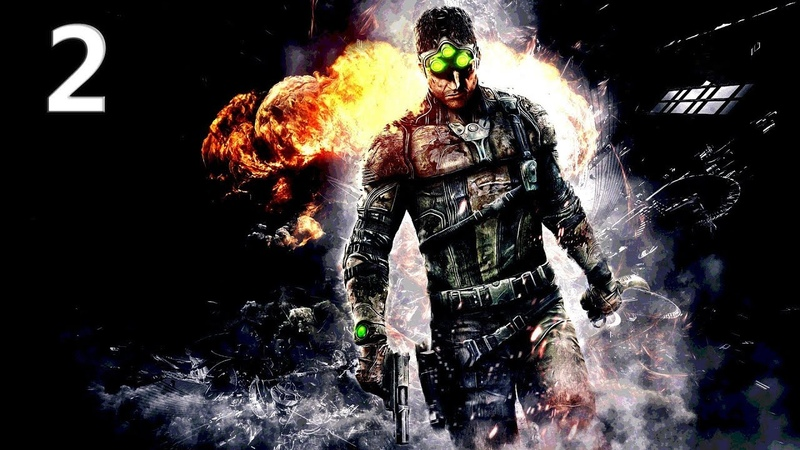 Splinter Cell Blacklist часть 2 спасти