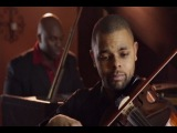 Let's Dance - piano cello violin (classical) over African rhythm - Mbandi Original Composition
