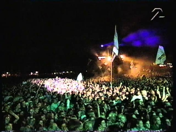 Blur - 06 Parklife (Live in Hultsfred Festival, Hultsfred, Sweden 11/08/1994)