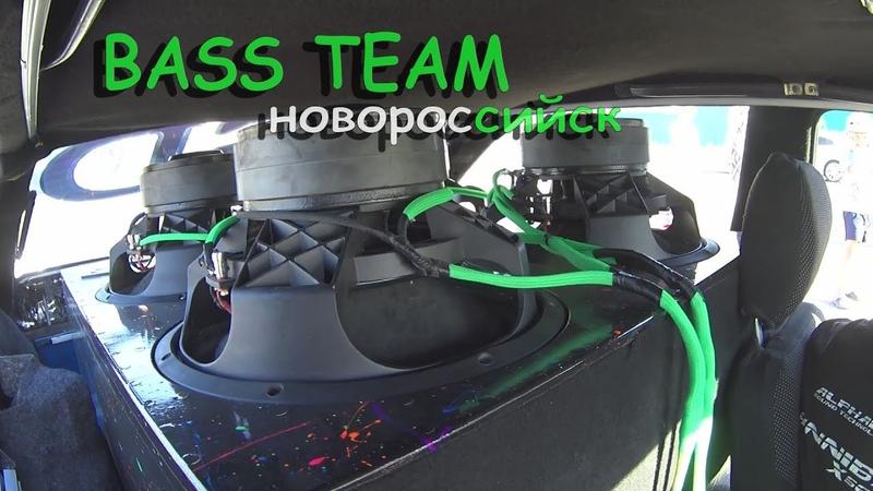 В гостях у BASS TEAM НовороссийскЧасть 1