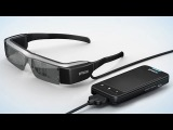Oculus Rift Meets Google Glass with Epson's Moverio BT-200 AR Glasses