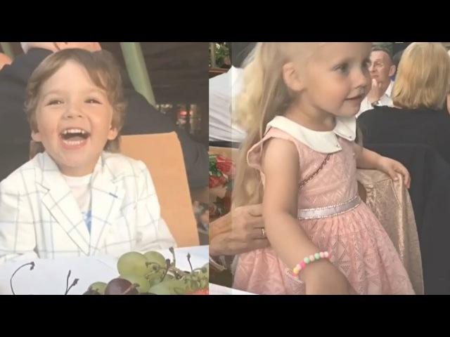 Пугачева Алла и Макс Галкин в Юрмале с детьми Instagram Live