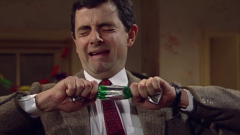Christmas and New Year | Funny Clips | Mr Bean Official