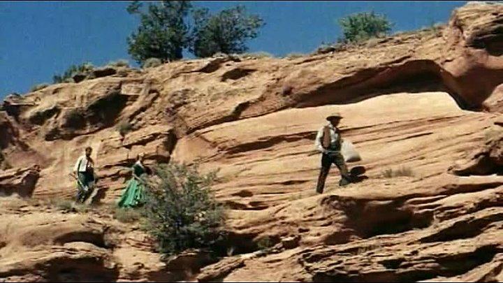 Бойня в Драгун-Веллс (1957) - Вестерн