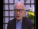 RARE  Lee Strasberg Interview About Marilyn Monroe