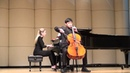Sonata in E minor 1st mov. by B. Romberg -David Ahn(16)