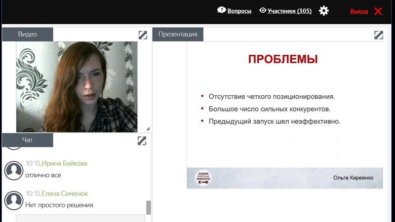 Кейс Лендинг для онлайн фитнес клуба от анализа до запуска - Ольга Киреенко