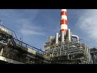 Новая установка по переработке нефти начала работу на Туапсинском НПЗ - Первый канал