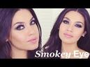 CLASSIC SMOKEY EYE TUTORIAL!!   EMAN