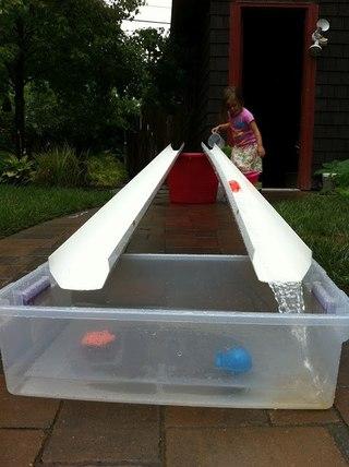 водные игрушки для девочек
